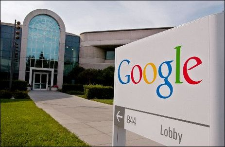La vida en Googleplex