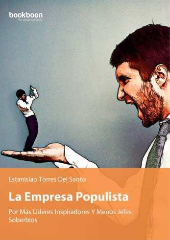La Empresa Populista tapa 2